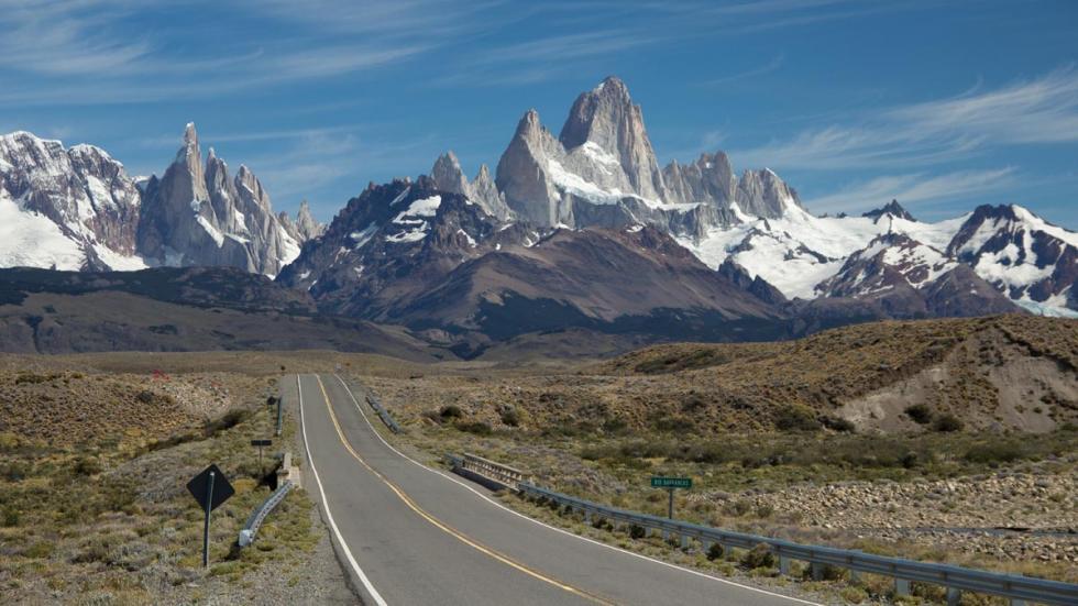 Ruta 40, Argentina mejores carreteras