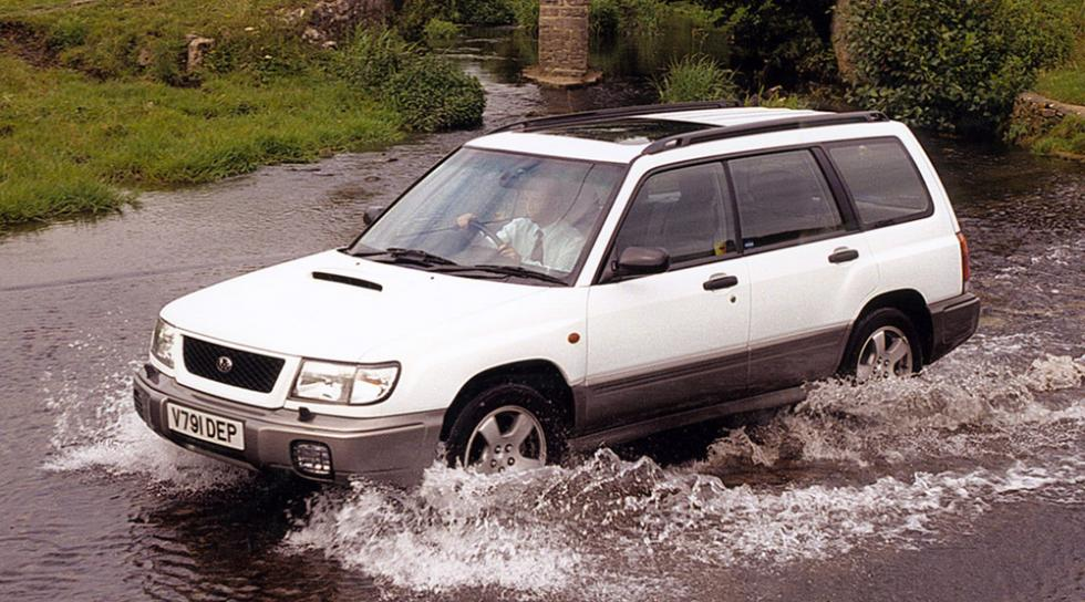 Subaru Forester - 3.500 euros