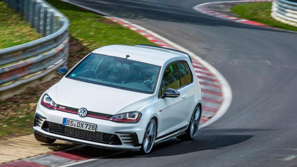 Volkswagen Golf GTi Clubsport S nürburgring circuito