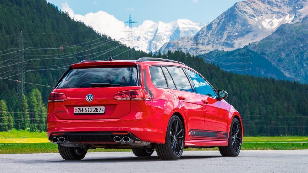 Volkswagen Golf R360S Variant deportivo familiar edicion limitada