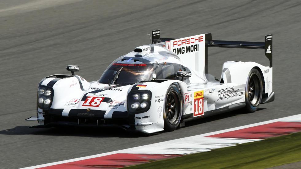 Vuelta de entrenamiento más rápida en las 24 horas de Le Mans