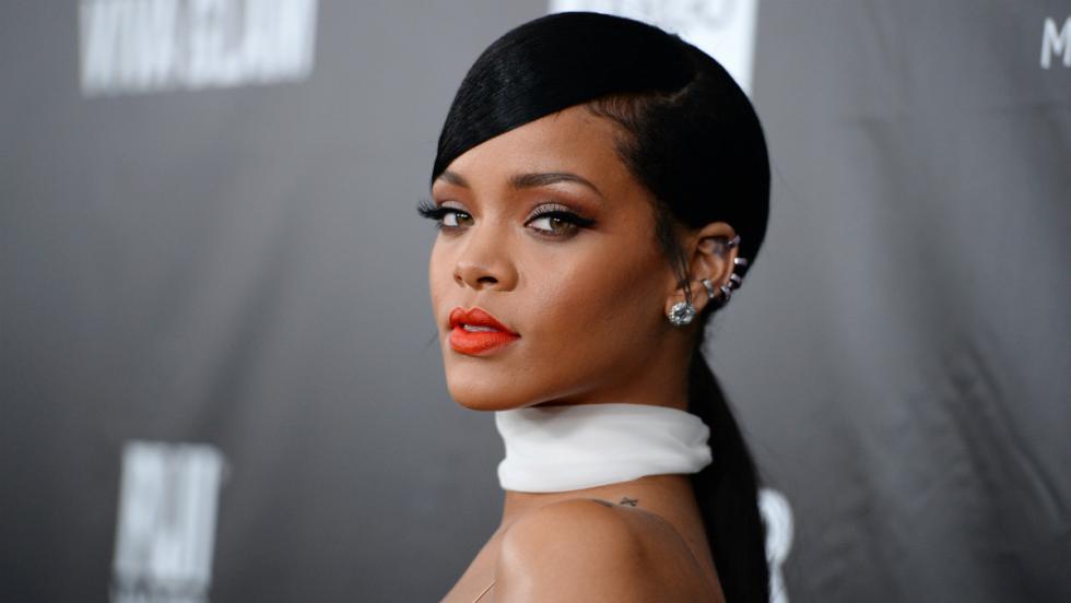 5 - Rihanna