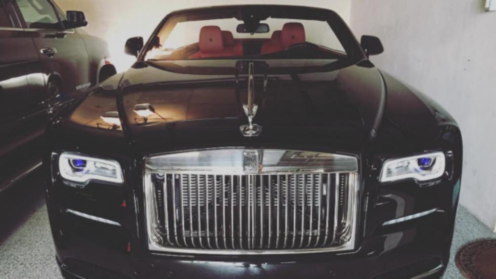 5 - Rolls Royce Dawn