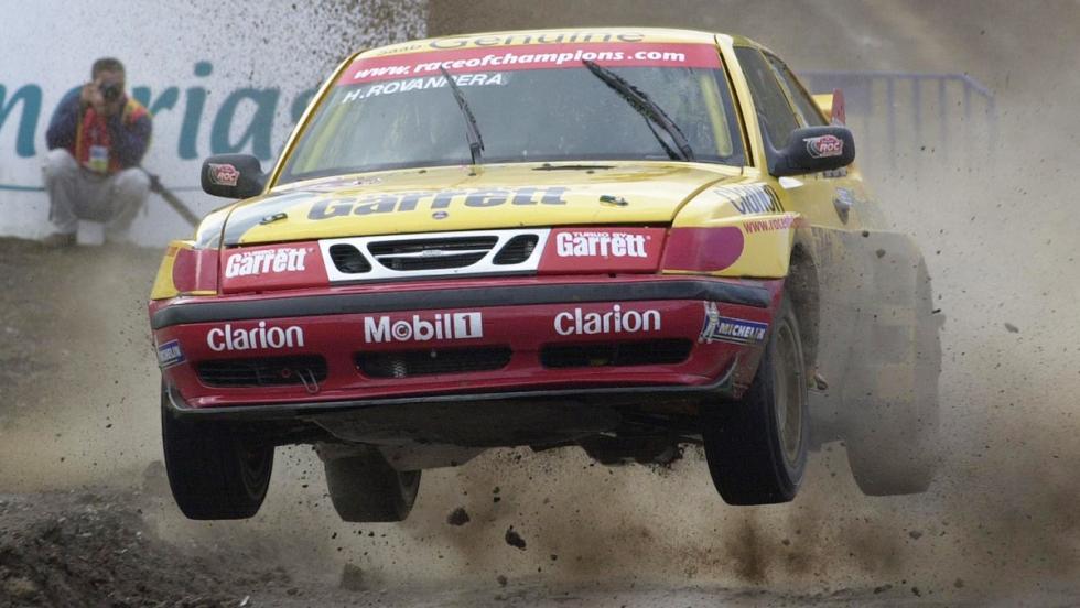 7 razones para que el Rallycross sea tu deporte favorito