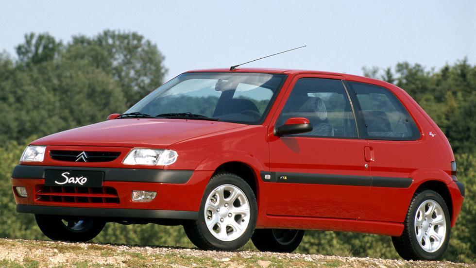 9 iconos GTI que marcaron una época - Citroën Saxo VTS