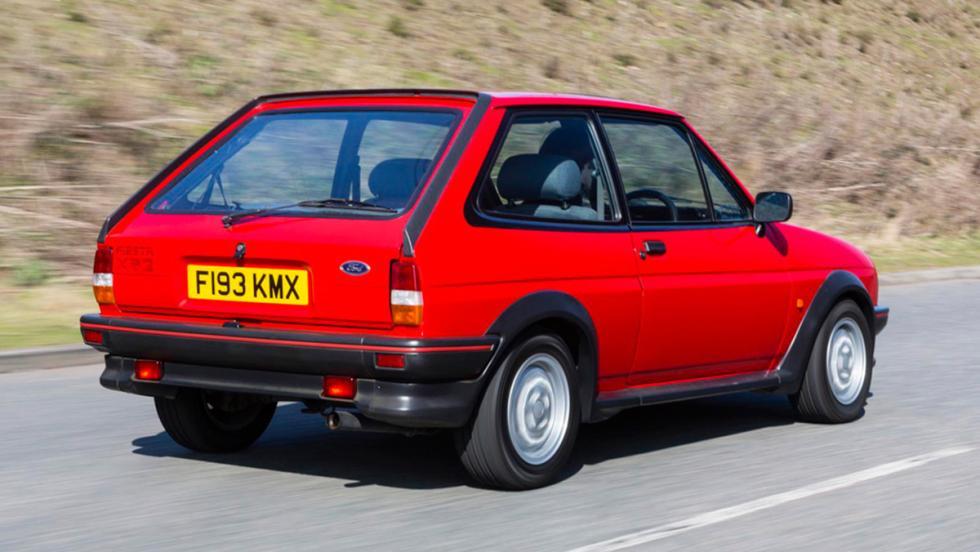 9 iconos GTI que marcaron una época - Ford Fiesta XR2