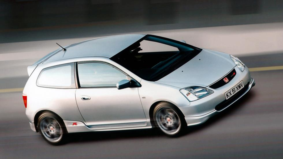 9 iconos GTI que marcaron una época - Honda Civic Type R