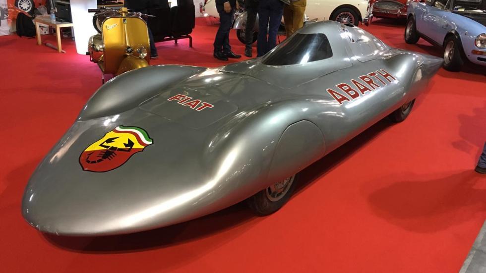 Abarth record autoclassica clásico
