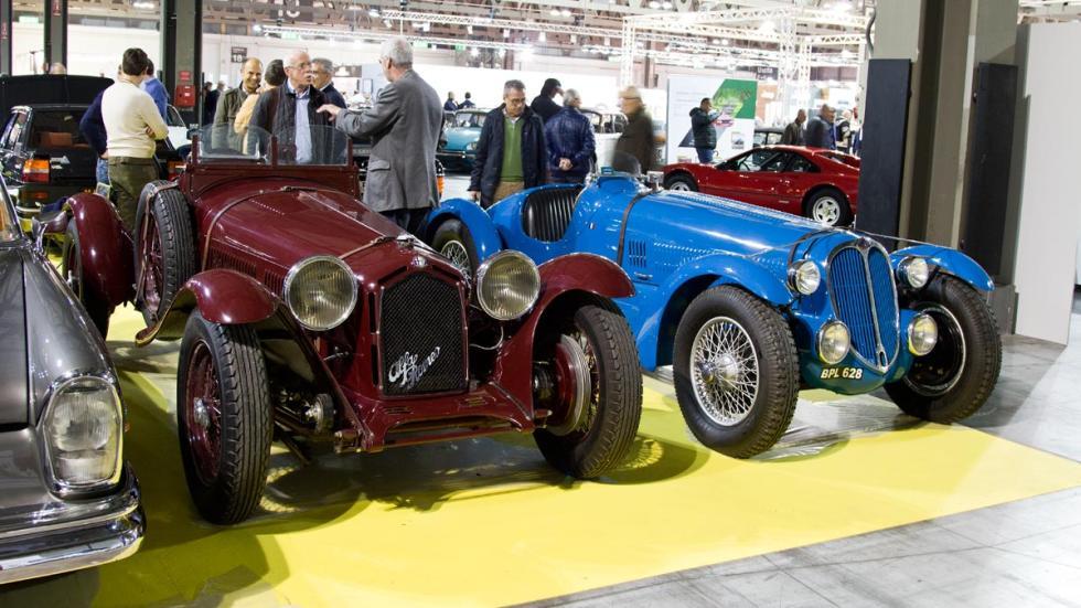 Alfa Romeo deportivo clásico autoclassica competición