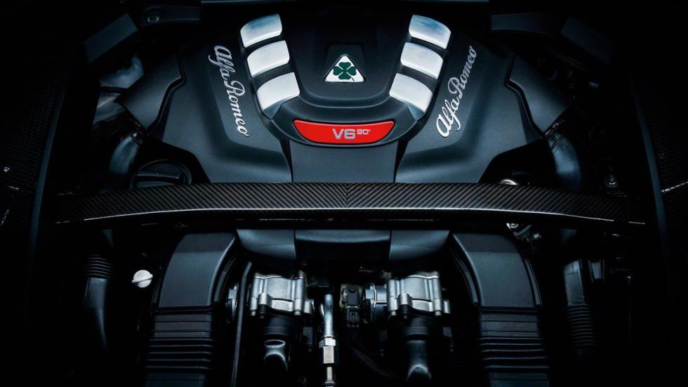 Alfa Romeo Stelvio SUV deportivo lujo altas prestaciones compacto