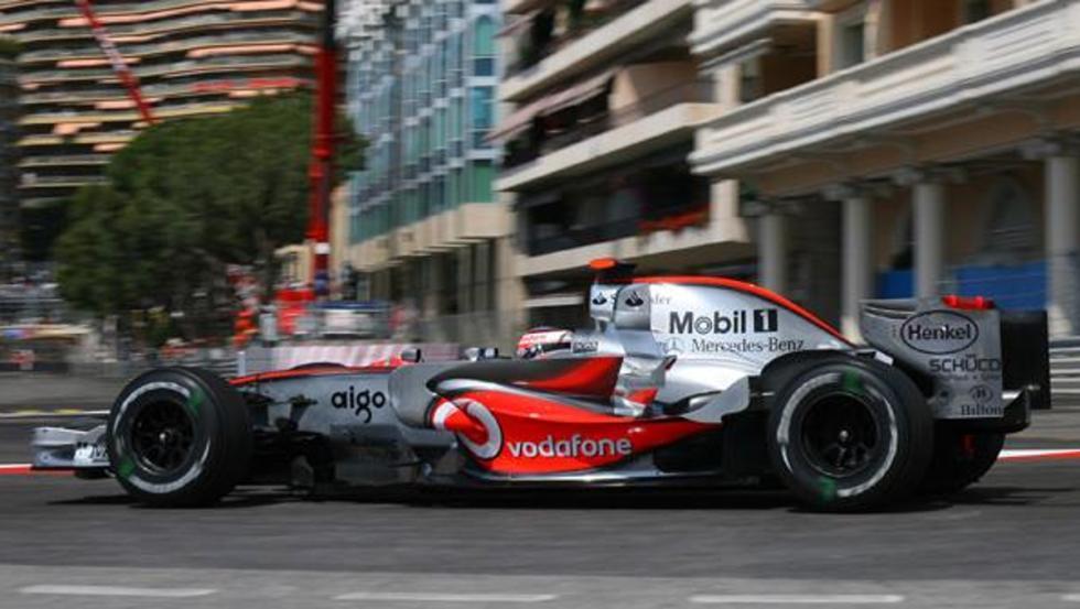 Alonso logró a los mandos del MP4-23 la victoria nº 150 para McLaren