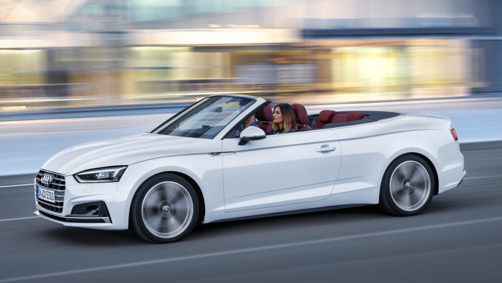 Audi A5 Cabrio (VIII)