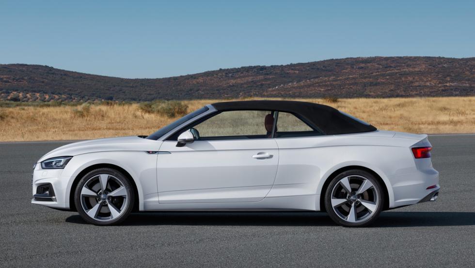 Audi A5 Cabrio (X)