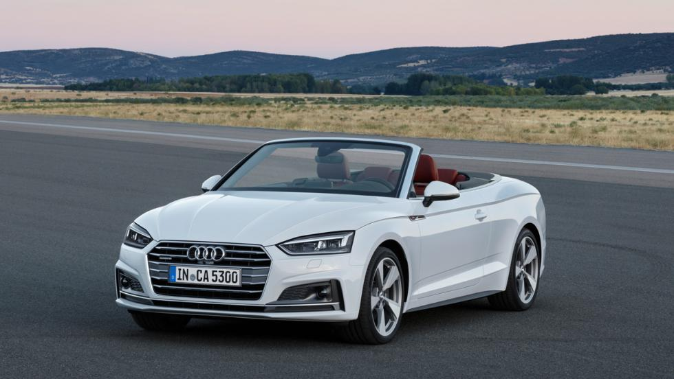 Audi A5 Cabrio (XI)