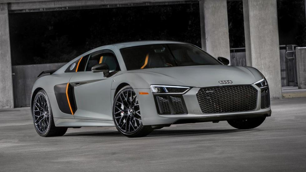 Audi R8 V10 Plus exclusive edition faros laser EEUU edicion limitada