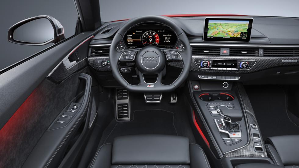 Audi S5 Cabrio (VI)