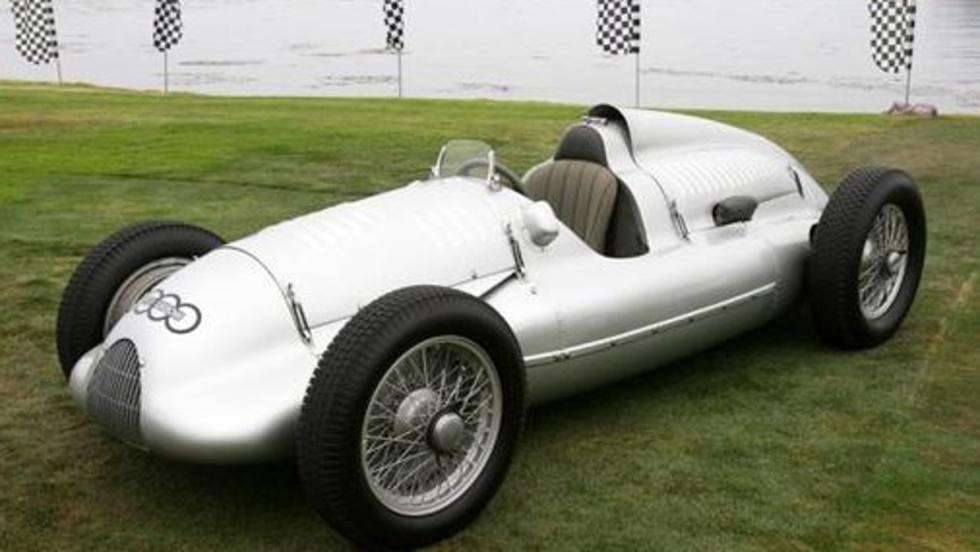 Auto Union Type D: Uno de los monoplazas más rápidos de la época