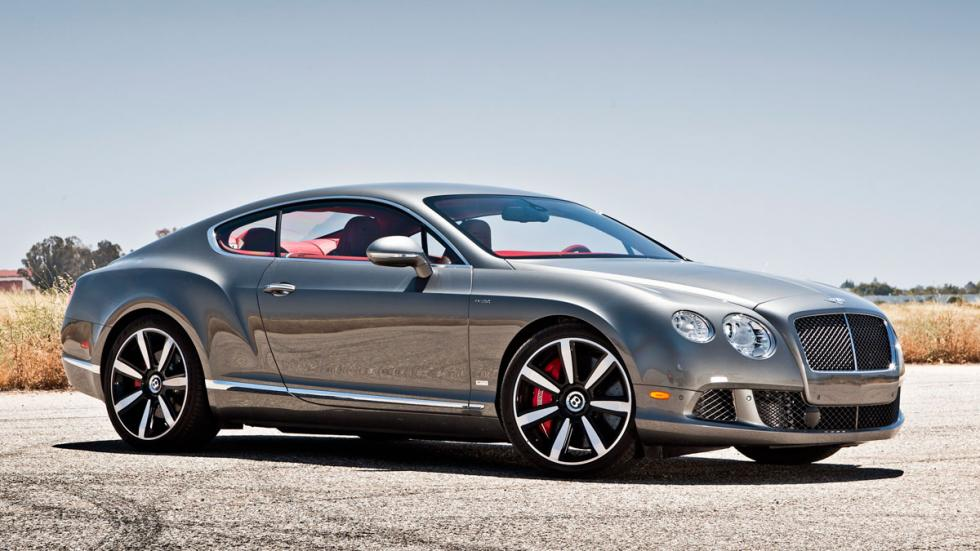 El Bentley Continental GT de Donald Trump