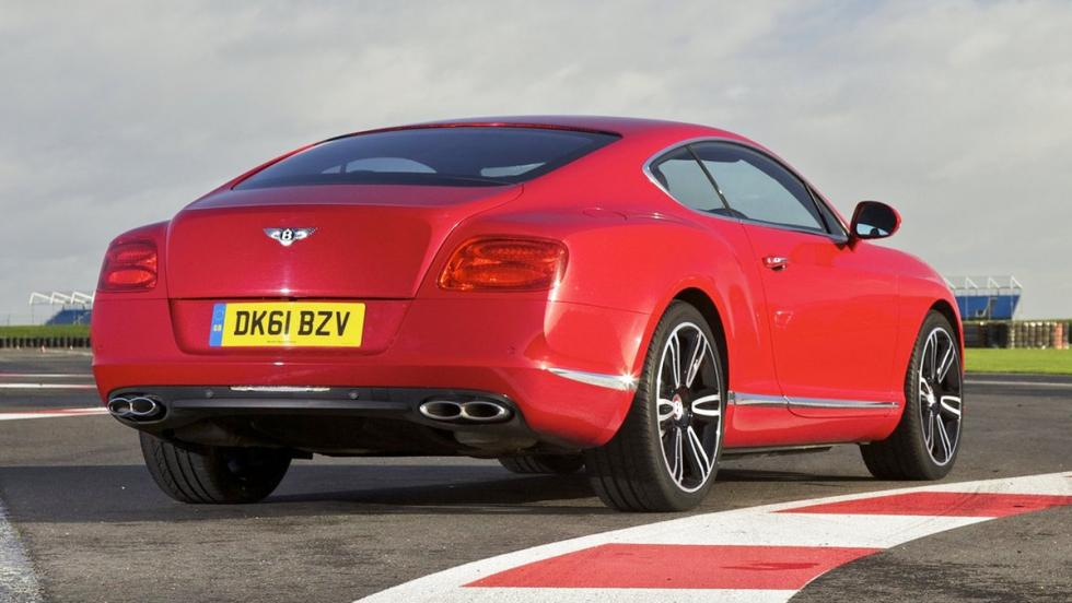 Bentley Continental GT - The Grand Selection