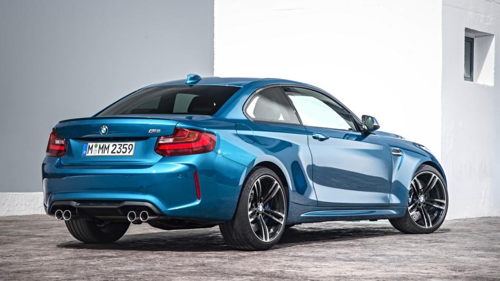 BMW M2 Coupé 2016 (VI)