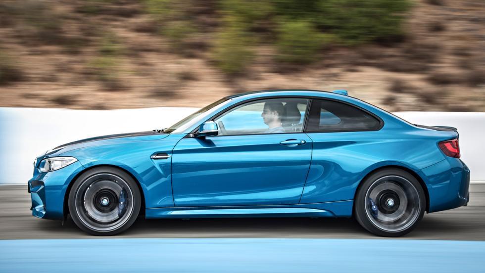 BMW M2 Coupé 2016 (VII)