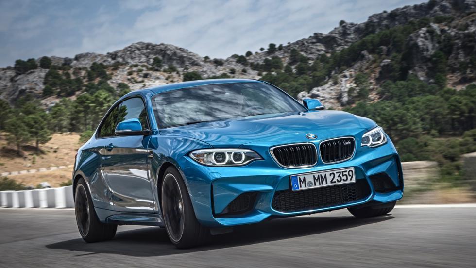 BMW M2 Coupé 2016 (XI)