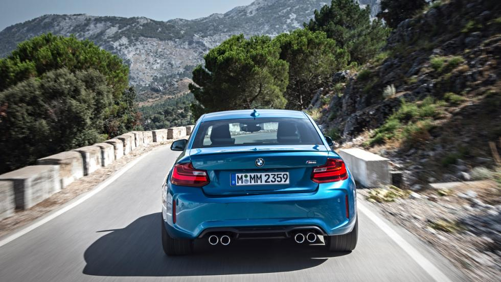 BMW M2 Coupé 2016 (XII)