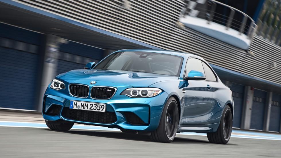 BMW M2 Coupé 2016 (XIII)