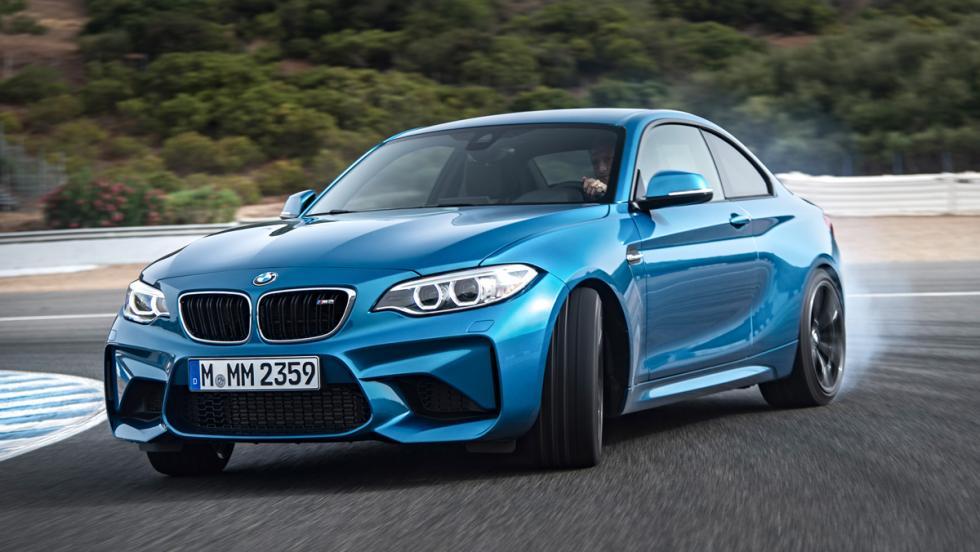 BMW M2 Coupé 2016 (XIV)