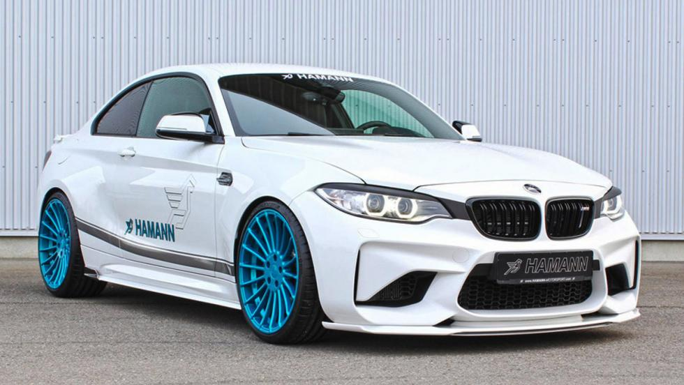 BMW M2 de Hamann