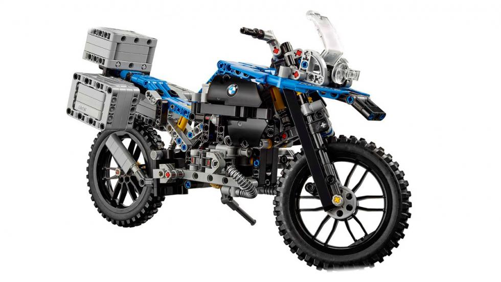 BMW R 1200 GS Adventure de LEGO
