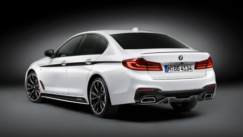 BMW Serie 5 M Performance Parts