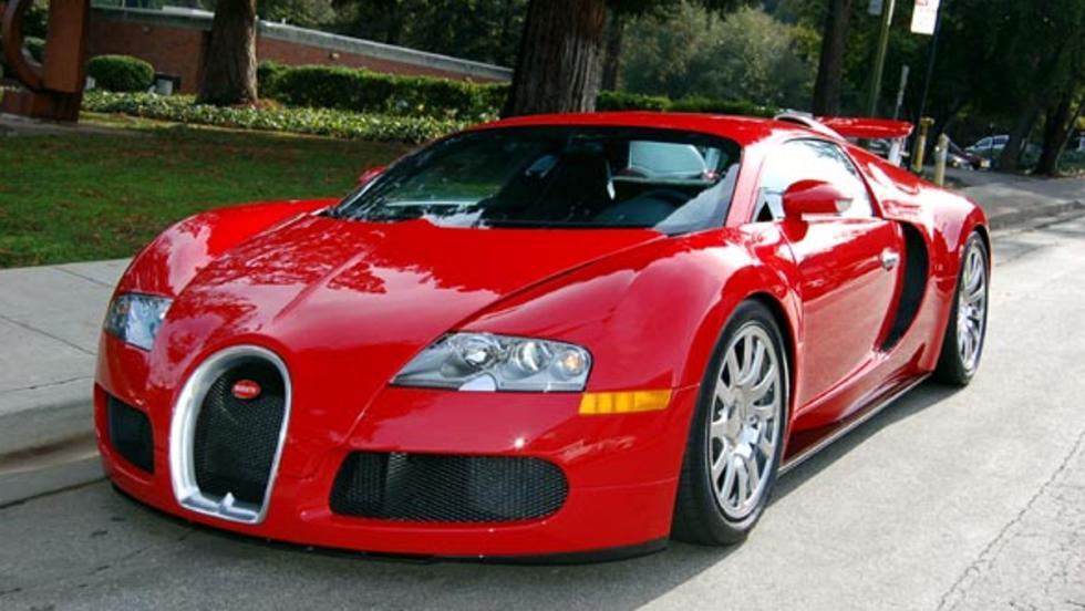 El Bugatti Veyron es uno de los hiperdeportivos favoritos de Justin Bieber