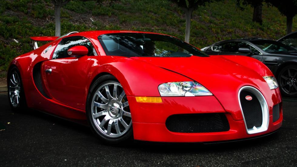 El Bugatti Veyron, uno de los hiperdeportivos favoritos de Justin Bieber
