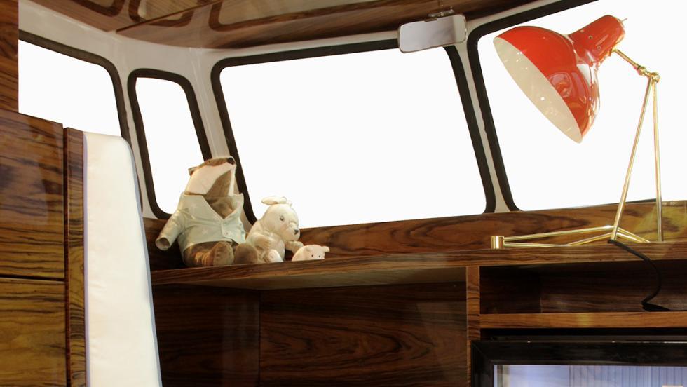 Bun Van: la mejor cama para los amantes... ¡de la Bulli!