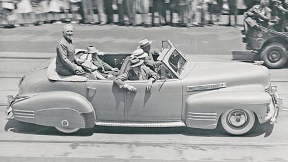 Cadillac 62 de Harry S. Truman