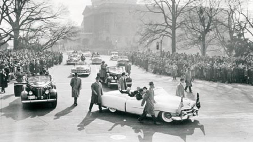 Cadillac Eldorado de Dwight D. Eisenhower