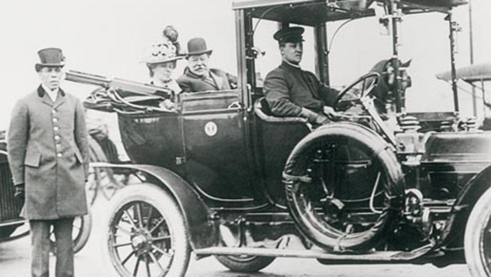 Cadillac Model G de William H. Taft
