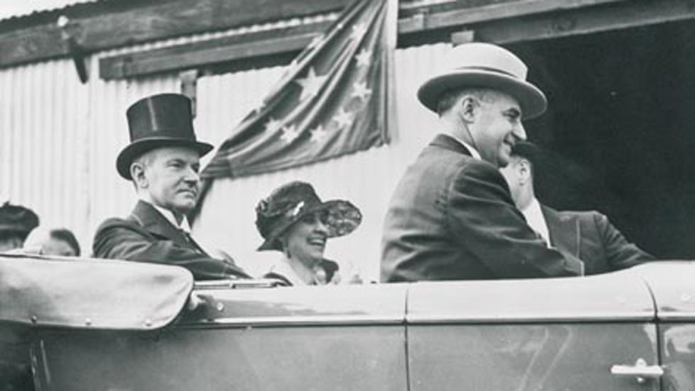 Cadillac One de Calvin Coolidge