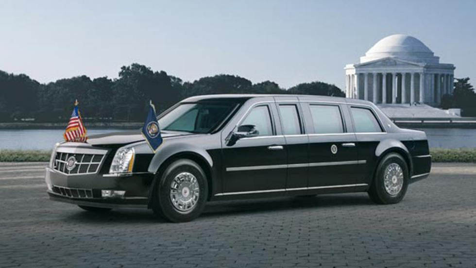 Cadillac Presidential - Barack Obama