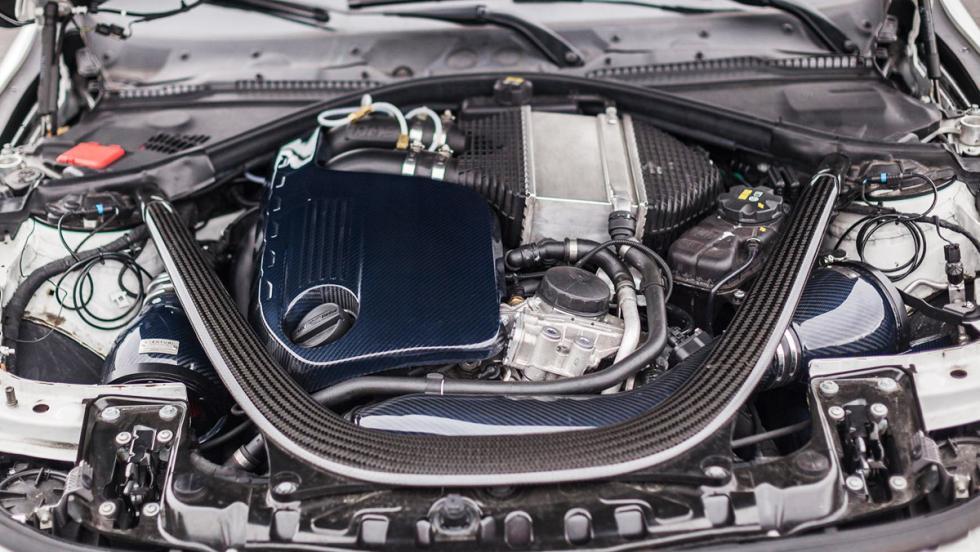 Carbonfiber Dynamics M4R - 710 CV y 864 Nm de par