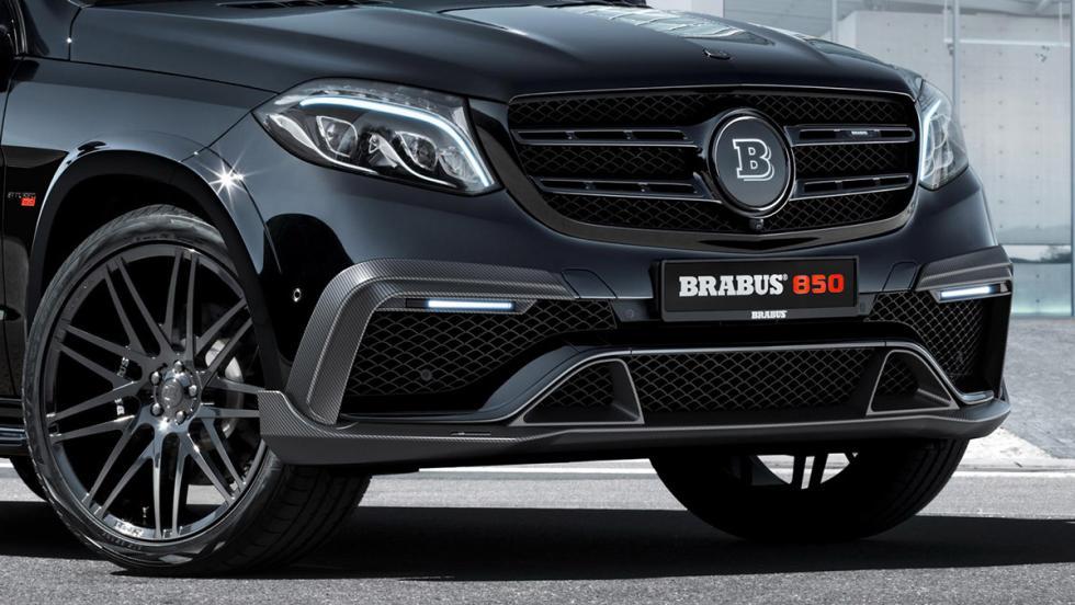 Las cinco cosas que debes saber del nuevo Brabus 850 XL