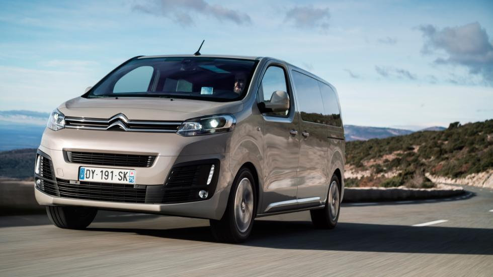 Citroën SpaceTourer 2016 (III)
