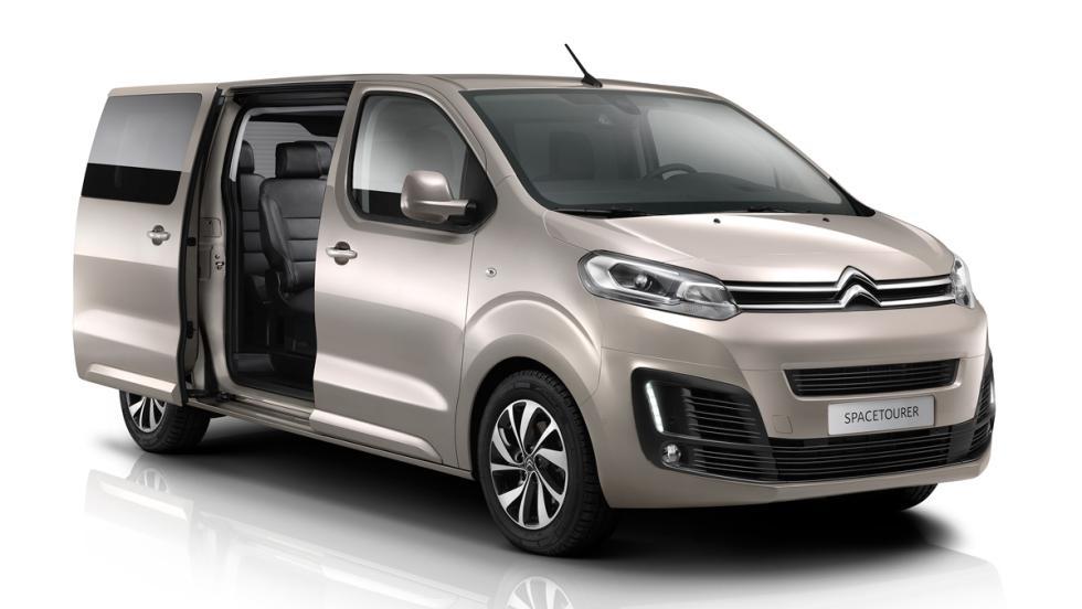 Citroën SpaceTourer 2016 (V)