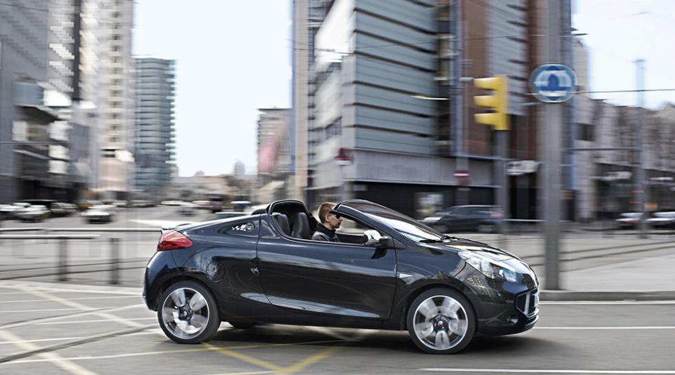 Coches feos pero prácticos - Renault Wind