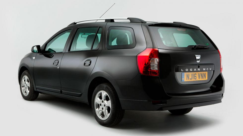 Dacia Logan coche barato rumania sedan familiar