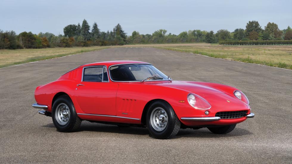 Ferrari 275 GTB Alloy Duemila Ruote clasico subasta