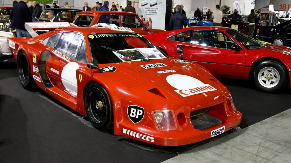 Ferrari 308 competición aerodinamica autoclassica