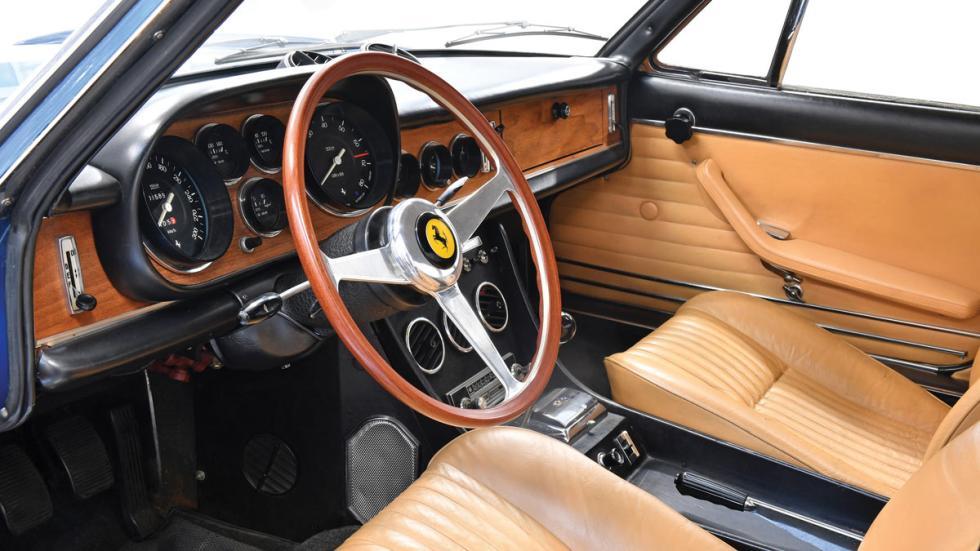Ferrari 365 GTC Duemila Ruote subasta clasico milan
