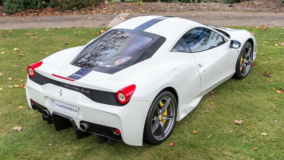 Ferrari 458 Speciale y McLaren 675LT